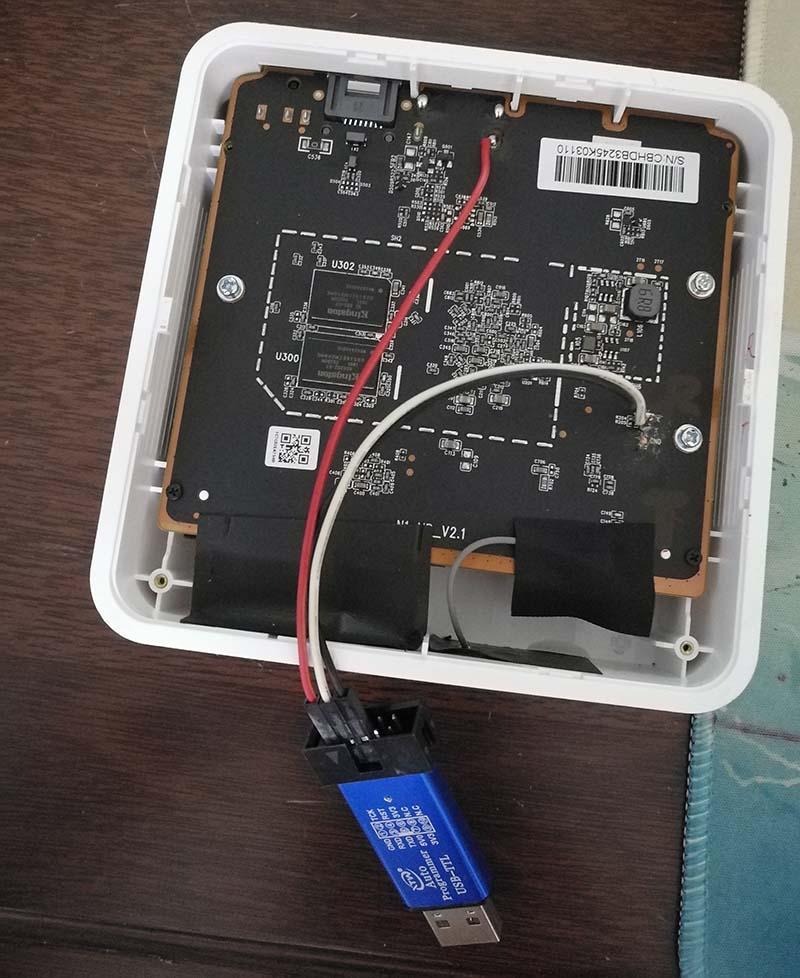 N1拆机焊接TTL.jpg
